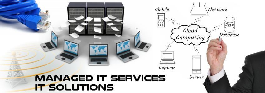 Managed It Services it Solution avgn infotech
